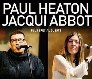 Paul Heaton & Jacqui Abbott at Victoria Hall
