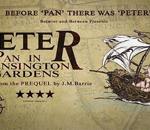 Peter Pan in Kensington Gardens at Studio at New Wimbledon Theatre