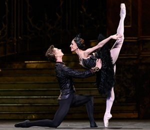 ROH Swan Lake, Live Screening at Second Space