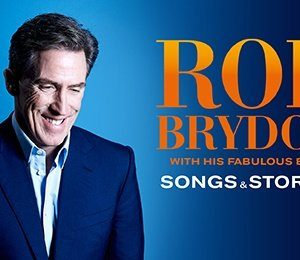 Rob Brydon - Songs and Stories at Leas Cliff Hall