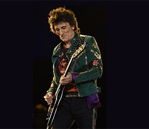 Ronnie Wood at Opera House Manchester