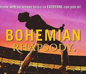 Sing-a-Long-a Bohemian Rhapsody at Edinburgh Playhouse