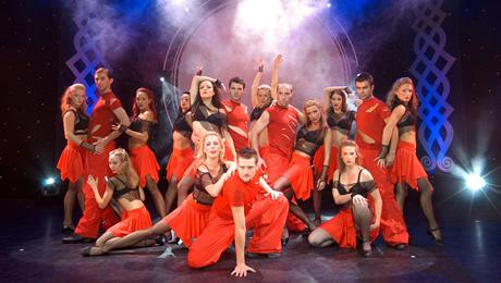 Spirit of the Dance at New Victoria Theatre