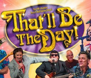 That'll Be The Day at Victoria Hall