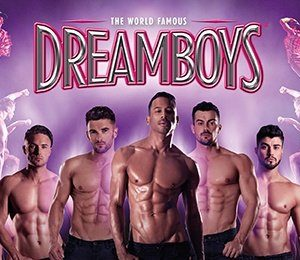 The Dreamboys at Leas Cliff Hall