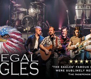 The Illegal Eagles at New Theatre Oxford