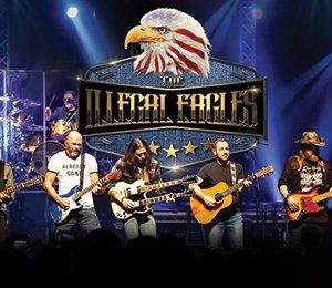 The Illegal Eagles at New Victoria Theatre