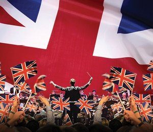 The Last Night of the Summer Proms at Bristol Hippodrome Theatre
