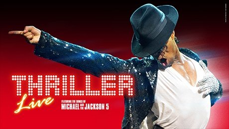 Thriller Live at Regent Theatre