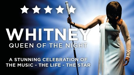 Whitney - Queen of the Night at Richmond Theatre