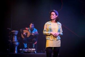 Kareem Samara, Sabrina Mahfouz - Photo credit Craig Sugden.