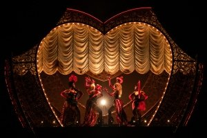 Moulin Rouge the Musical!