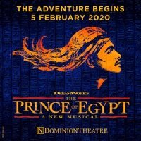 The Prince of Egypt the Musical