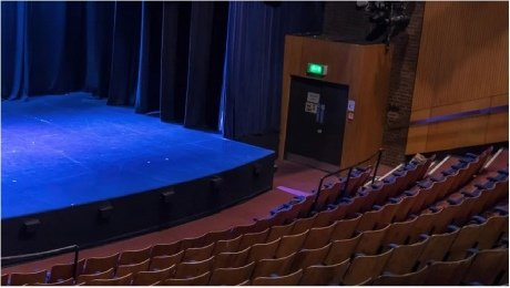 Seating at Woking Theatre