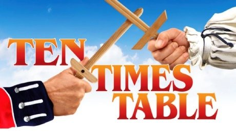 Ten Times Tables