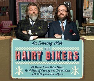 An Evening with The Hairy Bikers at Theatre Royal Glasgow
