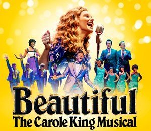 Beautiful - The Carole King Musical at The Alexandra Theatre, Birmingham