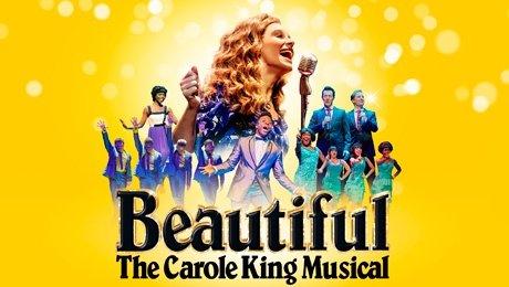 Beautiful - The Carole King Musical at The Alexandra Theatre, Birmingham