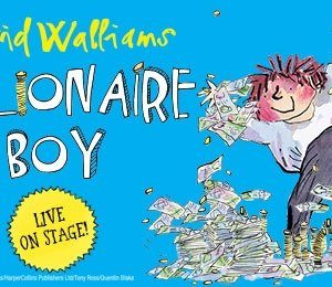 Billionaire Boy at Aylesbury Waterside Theatre