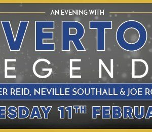 Everton Legends at Liverpool Empire