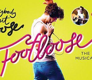 Footloose at New Wimbledon Theatre