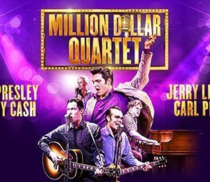 Million Dollar Quartet at Aylesbury Waterside Theatre