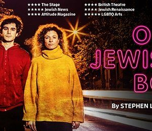 One Jewish Boy at Trafalgar Studios