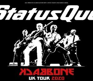 Status Quo Live at New Theatre Oxford