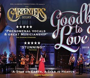 The Carpenters Story at Leas Cliff Hall