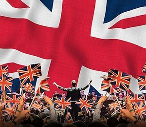 The Last Night of the Spring Proms at Milton Keynes Theatre