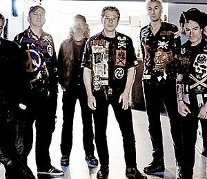 The Levellers at Aylesbury Waterside Theatre