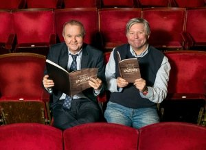Ian Hislop and Nick Newman's comedy A Bunch of Amateurs.