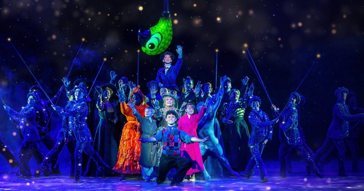 Review of Mary Poppins at the Prince Edward Theatre - London Theatre 1
