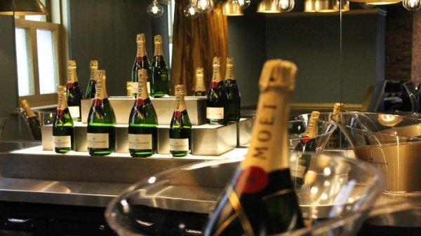 Bristol Hippodrome Champagne Bar