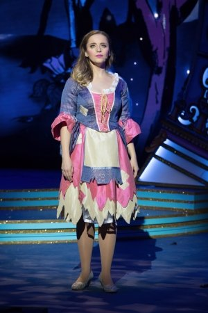 Cinderella at Fairfield Halls - Grace Chapman - credit Craig Sugden.