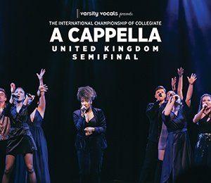 ICCA UK Final 2020 at New Wimbledon Theatre
