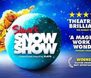Slava's Snow Show at Opera House Manchester