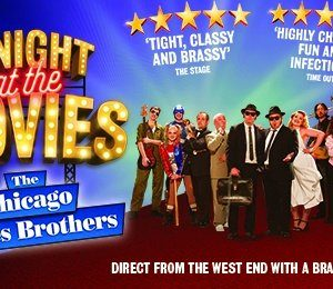 The Chicago Blues Brothers - A Night At The Movies at Aylesbury Waterside Theatre