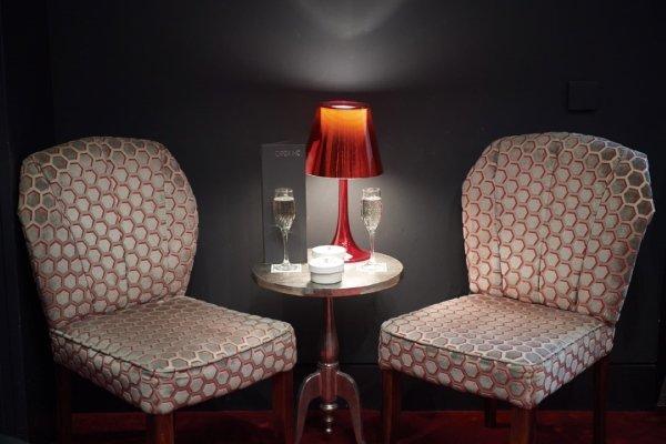 Bristol Hippodrome Lounge