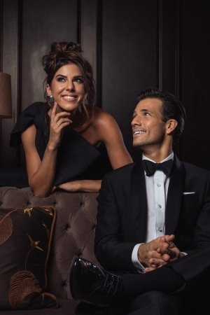 PRETTY WOMAN THE MUSICAL. Aimie Atkinson and Danny Mac. Photo Oliver Rosser.