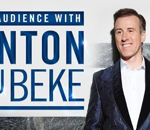 An Audience with Anton Du Beke at Richmond Theatre
