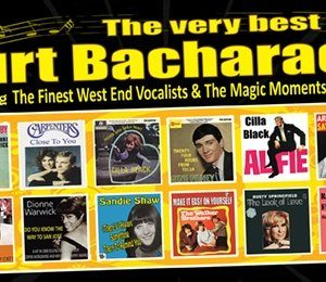 Back to Bacharach at Leas Cliff Hall