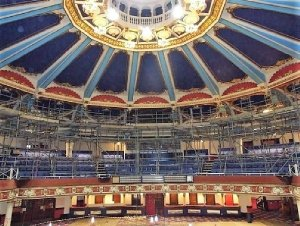 Brighton Hippodrome auditorium, courtesy Theatres Trust
