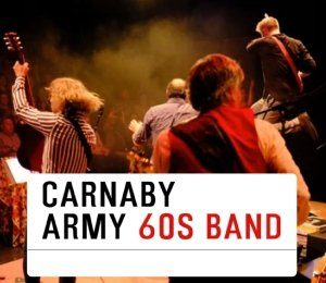 Carnaby Army 60's Revival