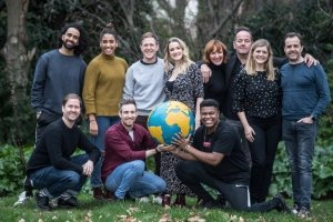 New cast members join the West End company of Come From Away