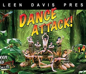 Dance Attack at Sunderland Empire