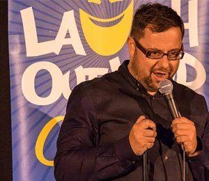 LOL Comedy Club (21.03.20) at The Piano Bar, Regent Theatre, Stoke