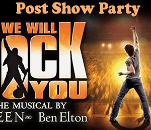Late Night Bar (following We Will Rock You) at Piano Bar, New Theatre Oxford