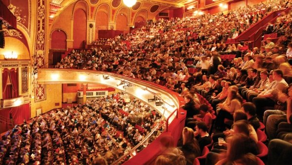 Liverpool Empire Auditorium