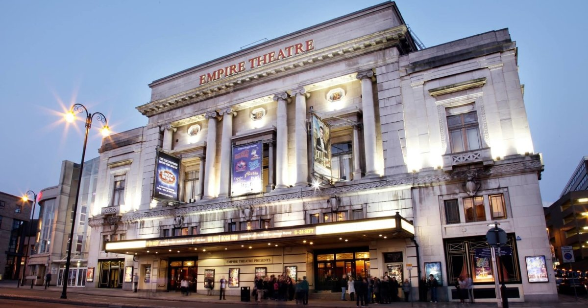 Liverpool Empire About And Information